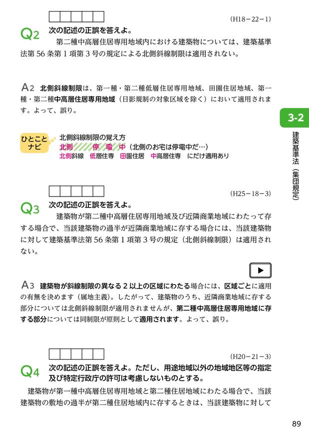 ユーキャン宅建士講座 実戦テキスト 収録されている過去問
